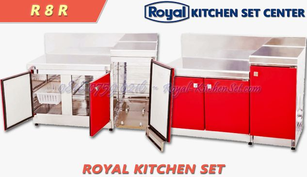 ROYAL KITCHEN SET ROYAL KITCHEN ROYAL TOP<br>(R 8 R) 1 produk_royal_kitchen_set_royal_11