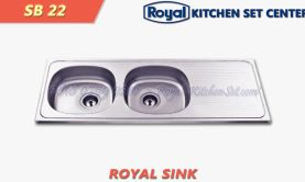 ROYAL SINK 10SB 22