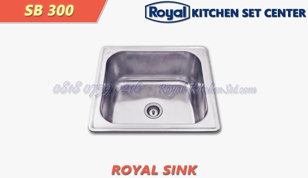 royal kitchen sink royal sink 26 sb 300 royal sink royal kitchenset 2021